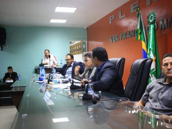 Prefeitura apresenta prestação de contas do 2º quadrimestre de 2018, e a equipe da Secretaria Municipal de Assistência social (SEMAS), marcou Presença e apresentou à prestação de contas da Secretaria.
