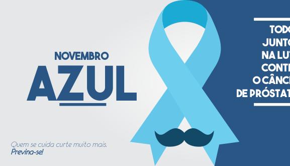 Novembro Azul: Entenda, saiba sobre os tipos de doenças que afetam e a prevenção do Câncer de próstata