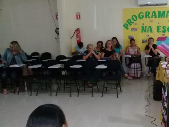 """PREFEITURA DE IRANDUBA INICIA A CAPACITAÇÃO DE PROFESSORES QUE VÃO ORIENTAR OS ALUNOS PARTICIPANTES DA """"PROVA BRASIL 2019"""""""