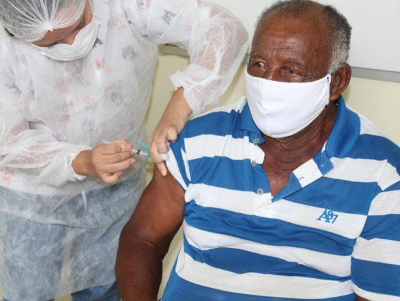 Campanha de Vacinação em Idosos